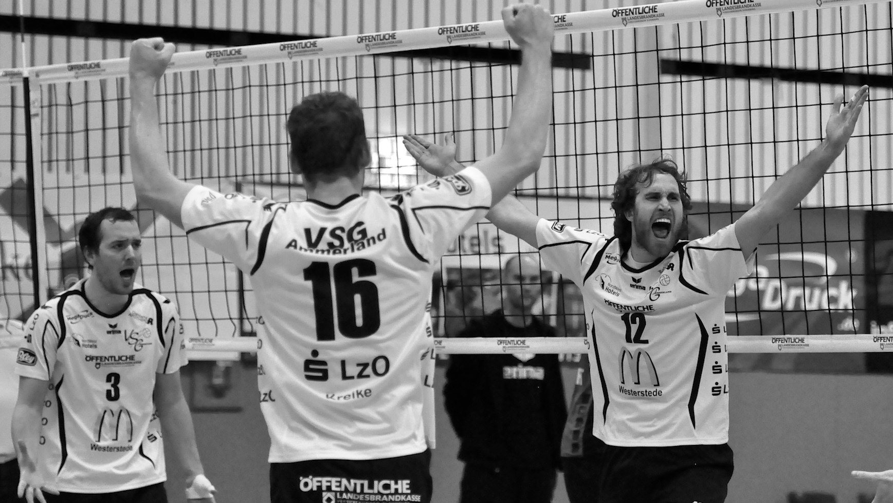 Volleyball VSG Ammerland 27.01.2013